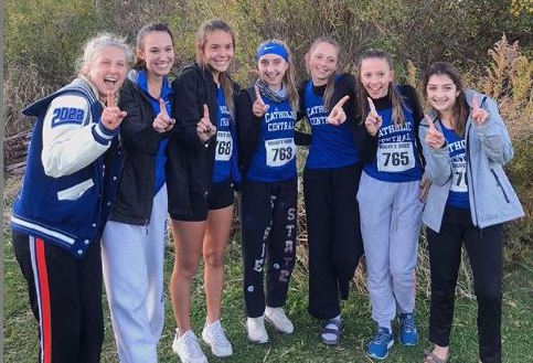 Topper girls set to run at state