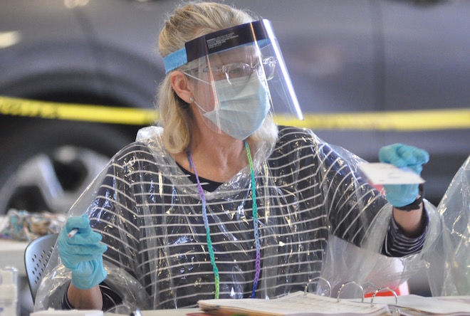 Burlington's top 10 news stories of 2020: The pandemic primary