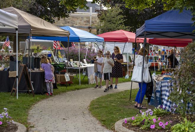 Burlington Farmers Market opens May 13